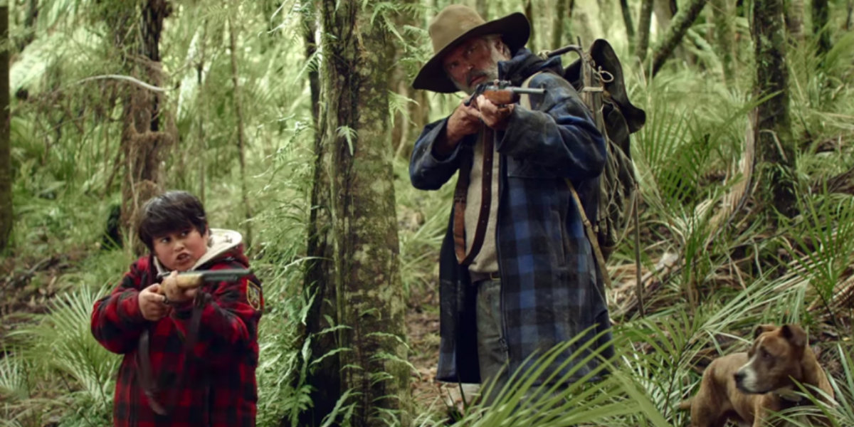 Hunt for the Wilderpeople is a Triumph