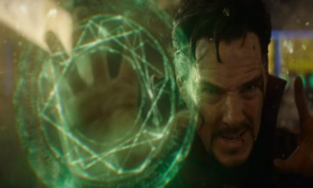 Doctor Strange is a Visual Feast