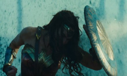 Wonder Woman Trailer is What We've Been Waiting For