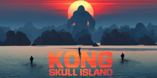 Kong: Skull Island Trailer Released – It's Good to Be King!
