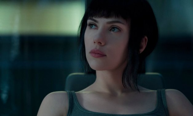Ghost in the Shell is a Visual Spectacle With an Empty Soul