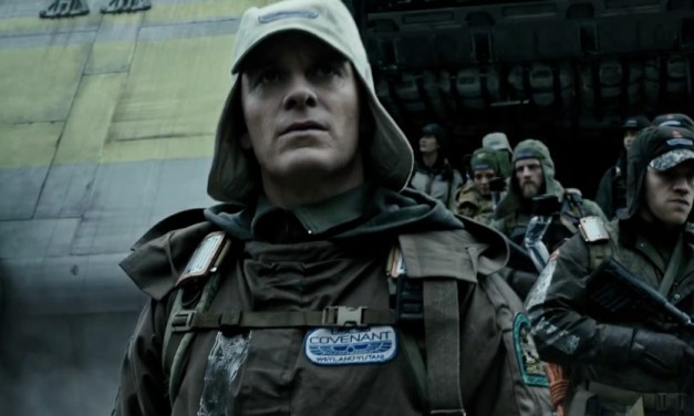 'Alien: Covenant' Brings Death to Life