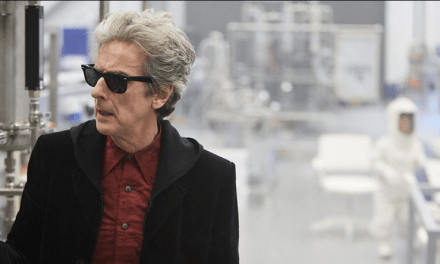 Doctor Who Recap: The Pyramid at the End of the World