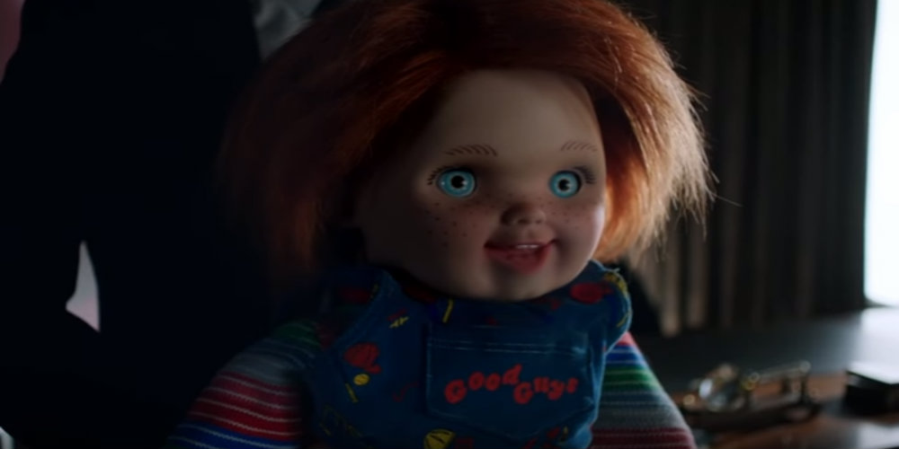 Chucky's Back in Cult of Chucky Trailer