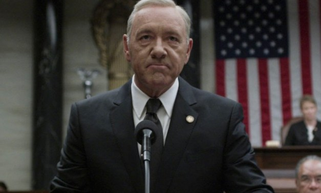 The House Collapses in House of Cards Season Five