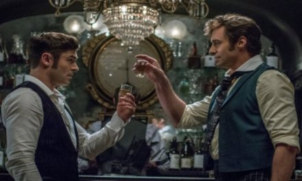 The Greatest Showman Takes a Bow in First Trailer
