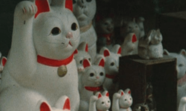 A GIF Without a Cat: Chris Marker's 96th Birthday