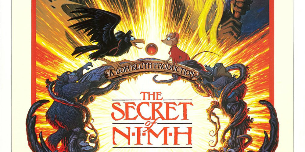 The Secret of NIMH: Still The Dark Antidote In Children's Films