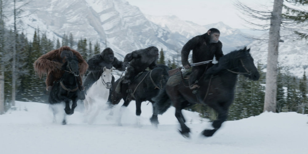 War for the Planet of the Apes Defies Modern Notions of Blockbuster Escalation