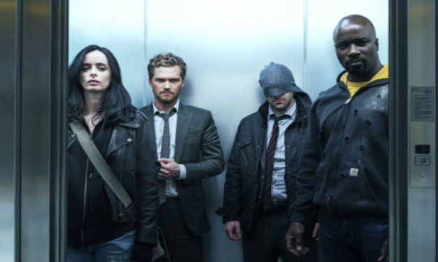 The Defenders is a Satisfying Urban, Kung-Fu Mystery