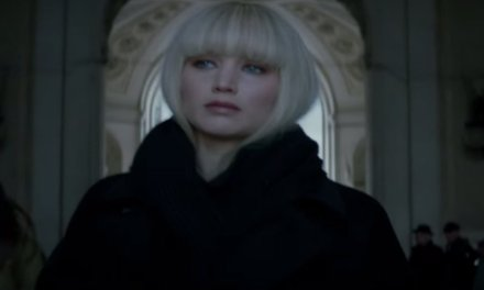Jennifer Lawrence is an Assassin in Red Sparrow Teaser