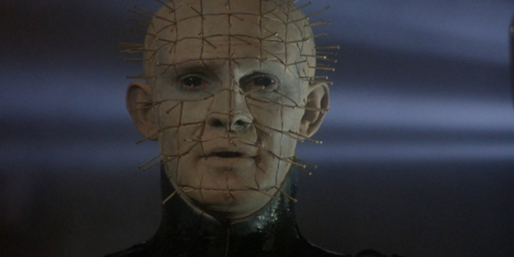 A Sinister Mating Ritual: Hellraiser and the Sublime