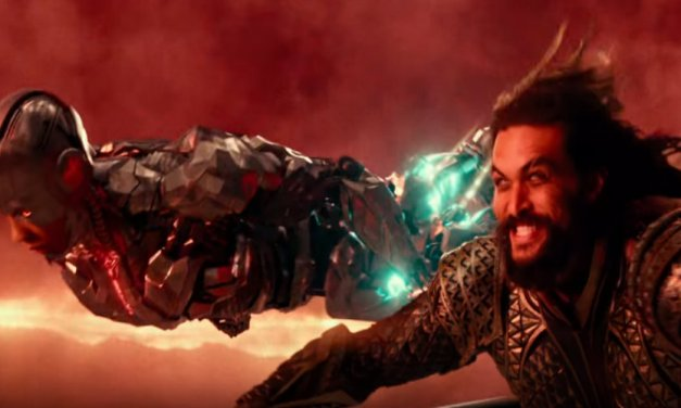 The Justice League Rise Above in New Trailer