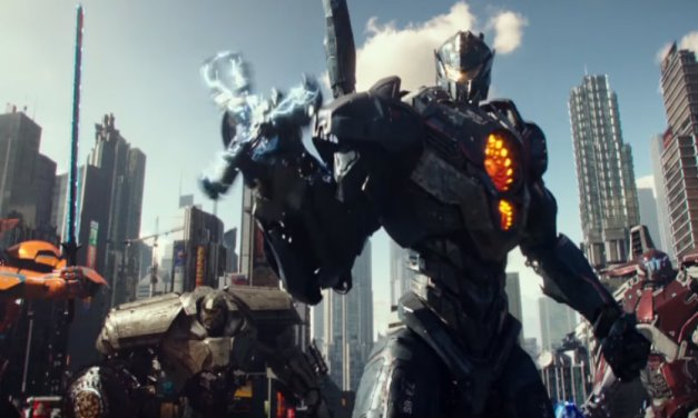 Prepare for the Uprising in First Trailer for Pacific Rim Sequel