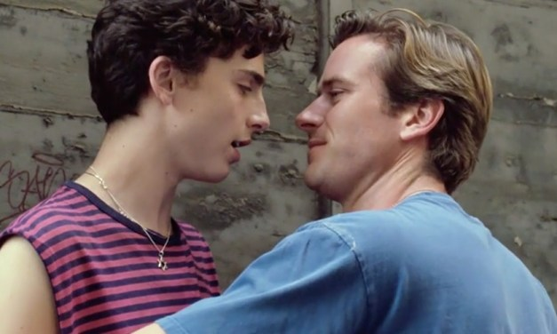 Call Me By Your Name is a Tender Romance Told Tenderly