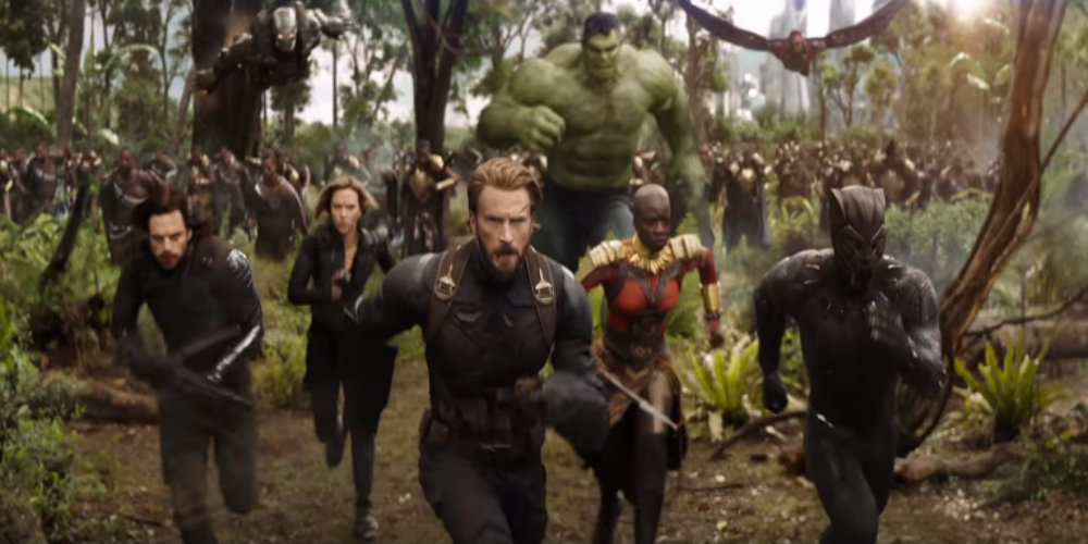 The Entire MCU Assembles in Avengers: Infinity War Trailer