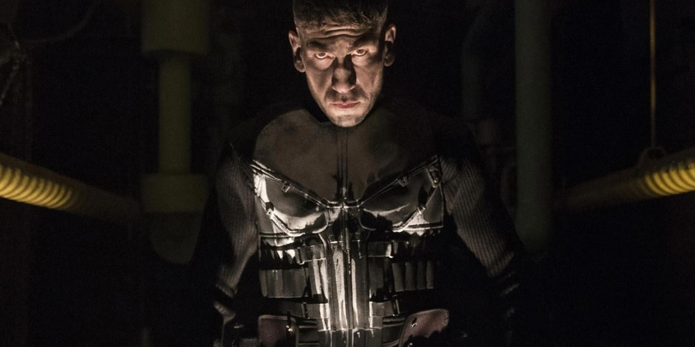 The Punisher Drives a Sledgehammer into the Gut of American Deniability