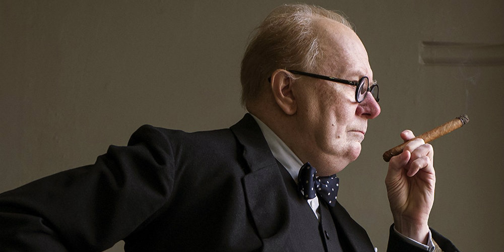Darkest Hour is a Case for Conviction