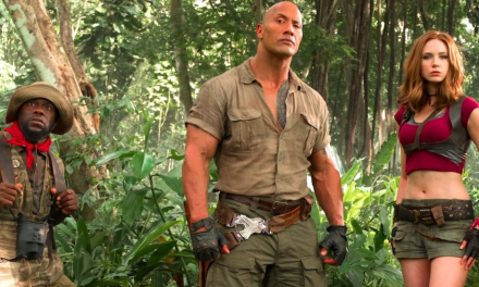 Jumanji: Welcome to the Jungle Plays on Expectations with Wit and Comedy