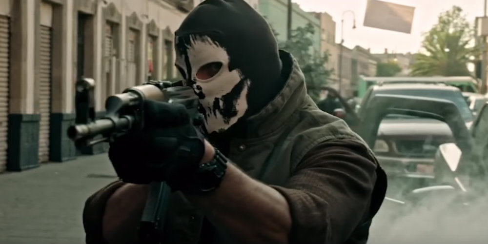 The War Resumes in Teaser for Sicario Sequel Soldado