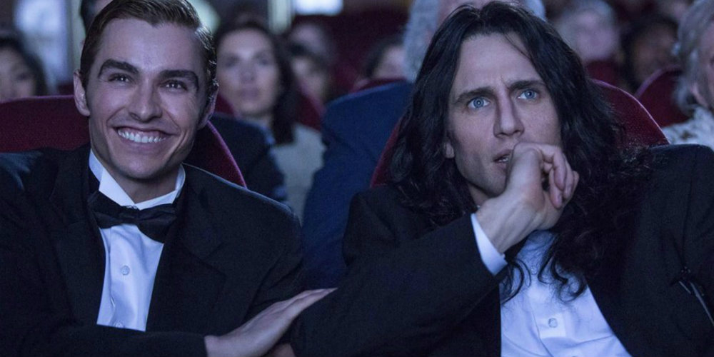 The Disaster Artist Offers Studio Comedy Caricature