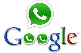 Google negocia la comprar de Whatsapp