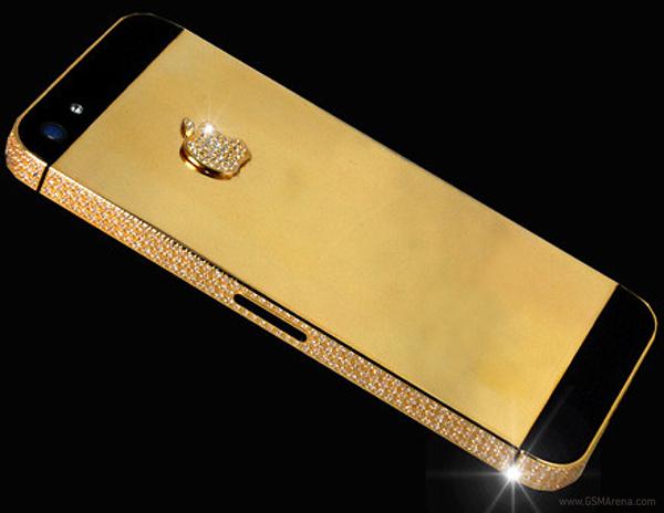 El iPhone 5 más caro del mundo vale 15 millones de dólares