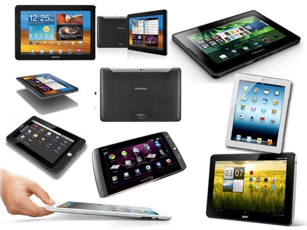 ventas globales de tabletas