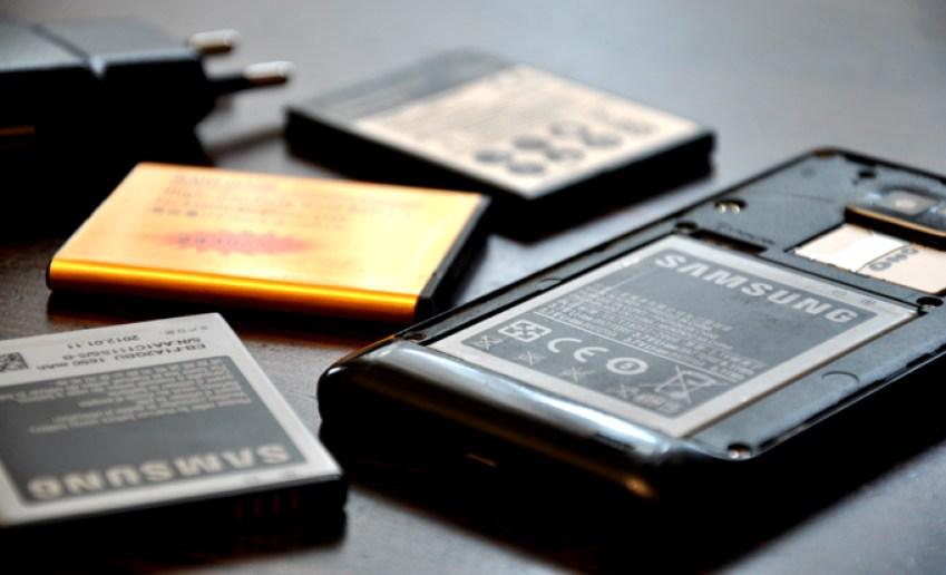 Resultado de imagen para bateria de dispositivos electronicos