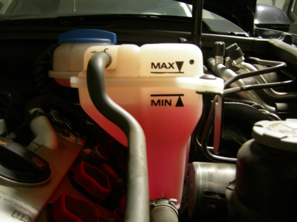 A6 Engine Coolant