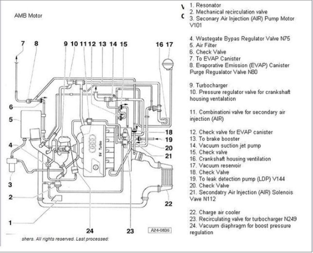 2004 Chrysler Sebring Engine 2 4 Diagram 7