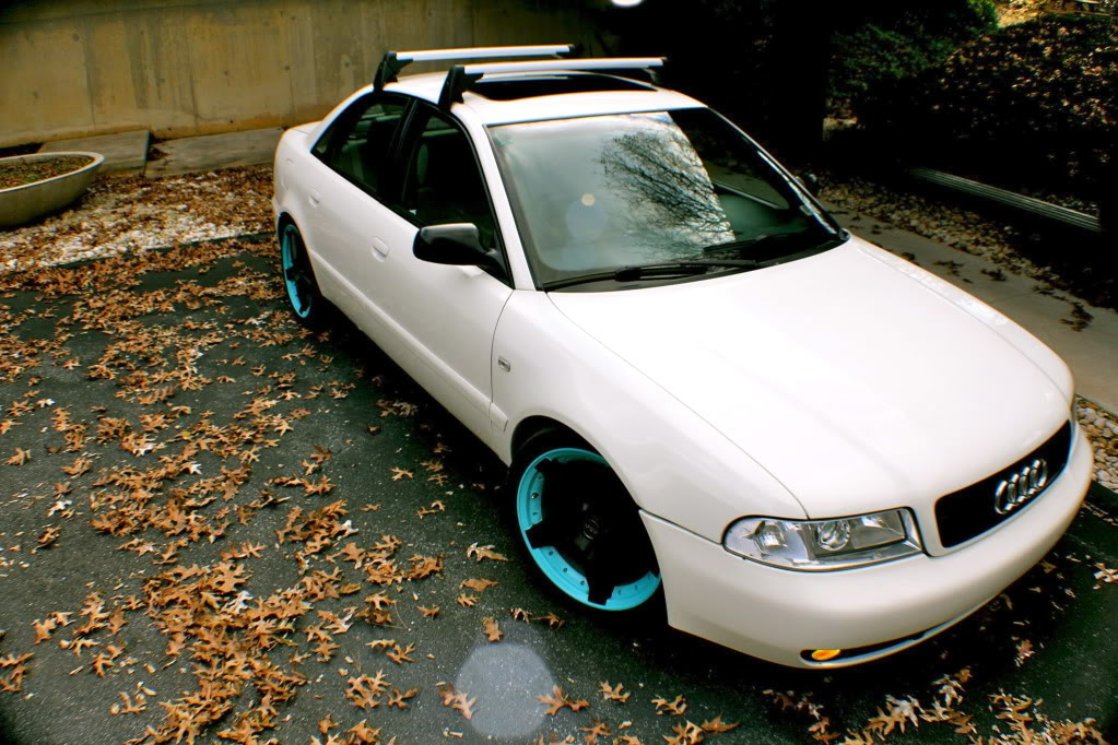 will this roof rack fit audiforums com