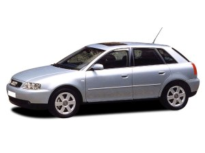 Audi A3 8L (1996 to 2003) Fuses list and amperage