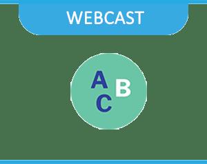 Webcast Event