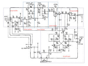 SD1 schematics