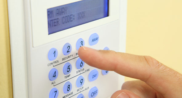 Residential Alarm Monitoring Service