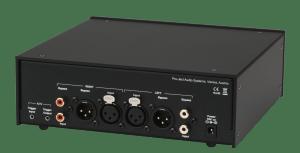 Pro-Ject HeadBox DS2B Rear