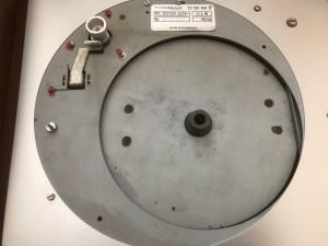 Aap12 Original Close Up Of Top Plate