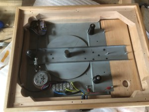 Maple Td 150 Parts Fitted And Wired