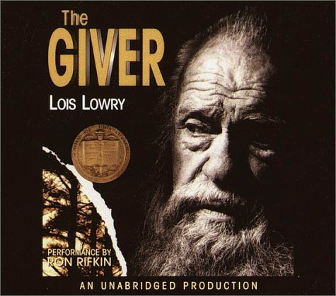 Book Review     The Giver br