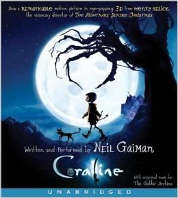 Coraline Audio Book Review Audiobook Treasury