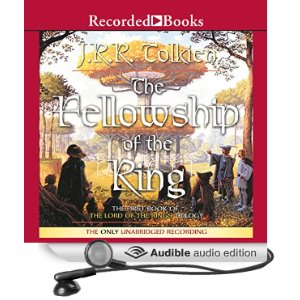 The Fellowship of the Ring - Book One in The Lord of the Rings Trilogy audiobook