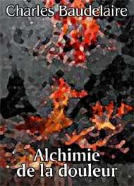 Illustration: Alchimie de la douleur - charles baudelaire
