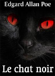 Illustration: Le Chat noir - edgar allan poe