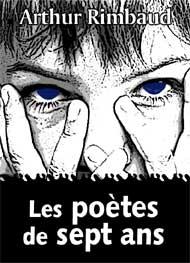 Illustration: Les poètes de sept ans - arthur rimbaud