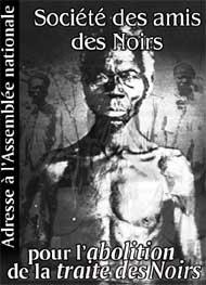 Illustration: Pour l'abolition de la traite des Noirs - Société des amis des Noirs