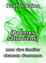 Illustration: Poèmes saturniens - paul verlaine