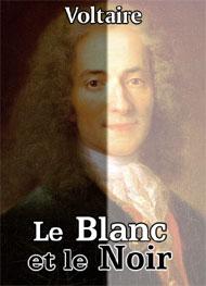 Illustration: Le Blanc et le Noir - voltaire