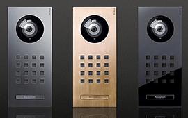 Videodomofony, domofony – Siedle