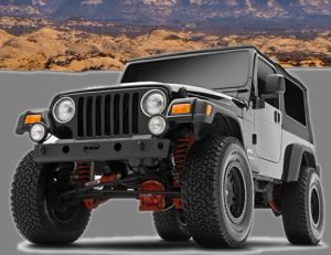 Jeep Suspension and Leveling Kits